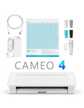 New Silhouette CAMEO 4
