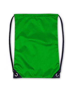 Drawstring Bag Green