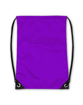 Drawstring Purple