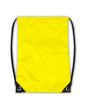 Drawstring Yellow