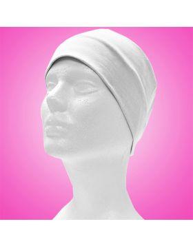 Head Band Large White (Pack 12 pcs)