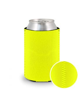Koozie Neoprene-Lime Yellow