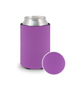 Koozie Neoprene Light Purple
