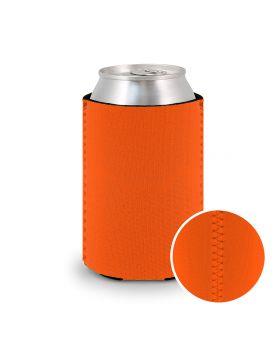 Koozie Neoprene Light Orange