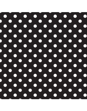 Pattern Polka Dot Black