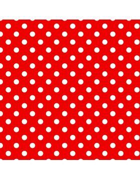 Pattern Polka Dot Red