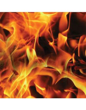 Red Fire Vinyl
