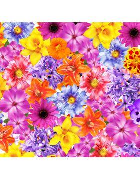Mix Flowers Vinyl