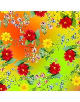 Spring Flowers Vinyl