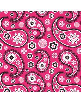 Bandana Pink Sign Vinyl