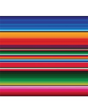 Serape Sign Vinyl