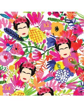 Waterflowers Fridface Sign Vinyl