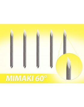 Vinylsaurus Mimaki 60° Angle Blades [5pcs]