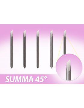 Vinylsaurus Summa 45° Angle Blades [5pcs]