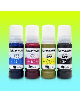 Sublimax Ink Pack 4 Colors 65 ml