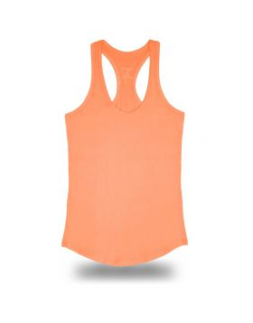 Magic Fitted Tank Top Coral