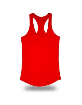 Magic Fitted Tank Top Red