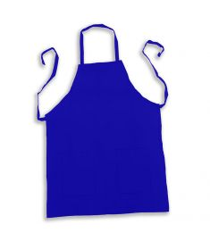 Apron Royal Blue