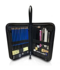 Drawing Pencils Case