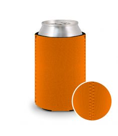 Koozie Neoprene-Texas Orange