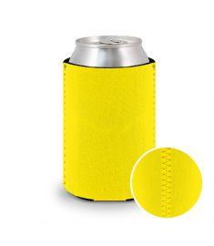 Koozie Neoprene Yellow