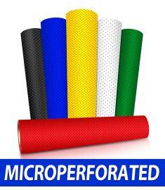 Pro Perforated Vinyl
