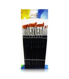 Painting Brushes 12 Pincels
