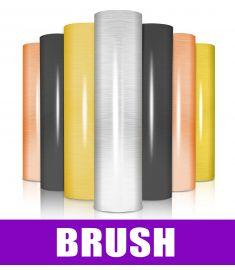 Polychrome Brush Sign Vinyl