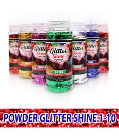 Powder Glitter Shine 1-10