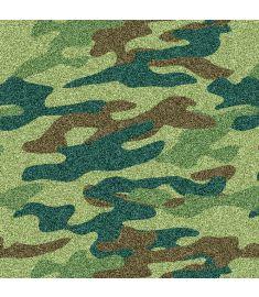 Camouflage Green Glitter Vinyl