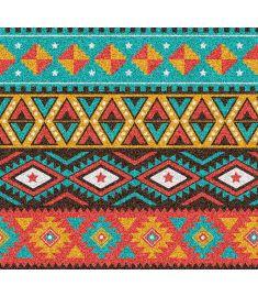Azteca Star Glitter Vinyl