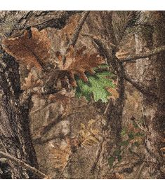 Camo Tree Dry Leaves Glitter Vinyl