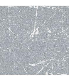 Scratches Gray Glitter Vinyl