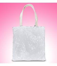 Sublimation Sequin Tote Bag