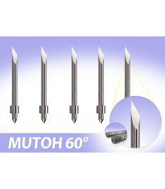 Vinylsaurus Mutoh 60° Angle Blades [5pcs]