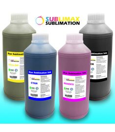 Sublimax Ink Pack 4 colors