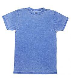 Old T Shirt Capri Blue
